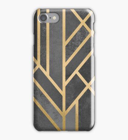 Art Deco Geometry 1 iPhone Case/Skin