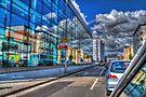 Bristol Reflections  by Nigel Bangert