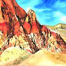 Red Rock by bettymmwong