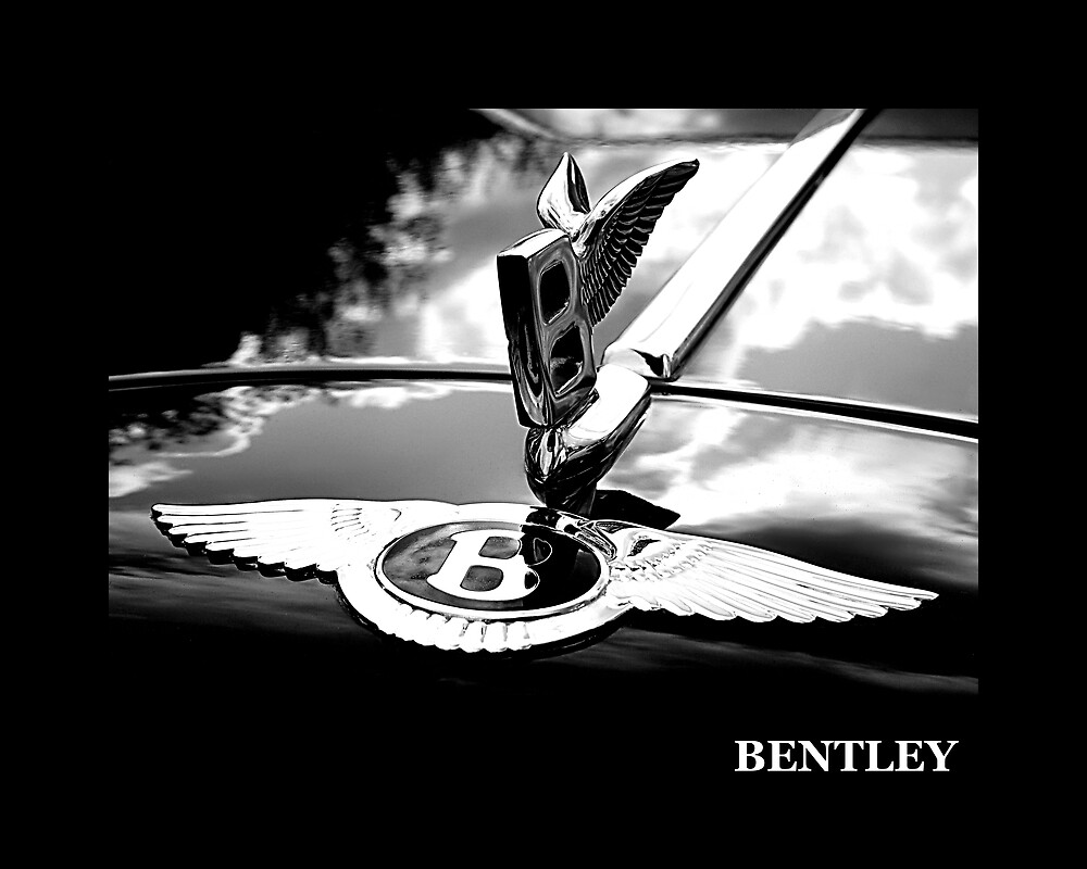 Classic Bentley by David Chadderton