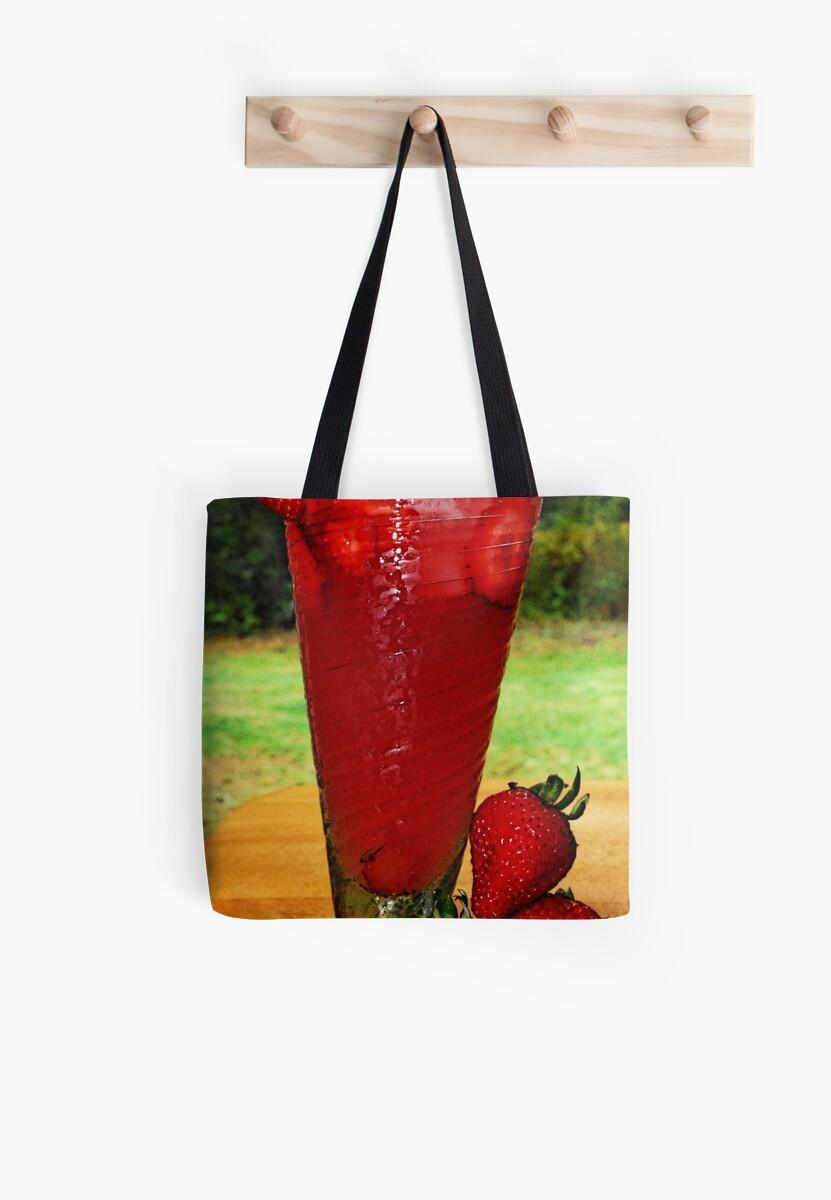 Strawberry Lemonade by Tori Snow