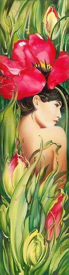 The Tulip by Anna Miarczynska