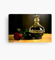 Golden Royale Delux Canvas Print
