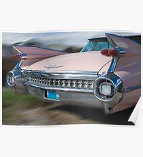 1959 Cadillac  Poster