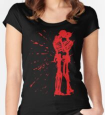 Till Death Women's Fitted Scoop T-Shirt