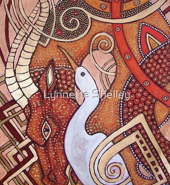 Dragon Dance by Lynnette Shelley