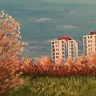 Hounslow Heath in Early Springtime by RussMcP