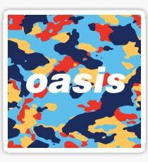 CamOasis Glossy Sticker