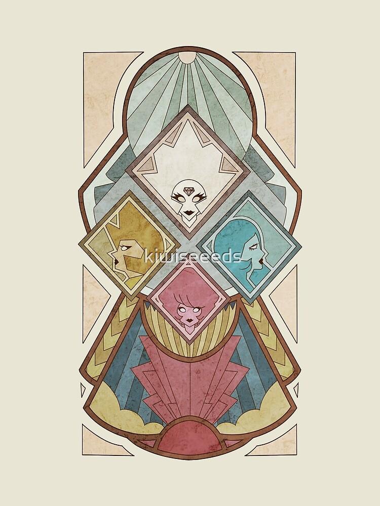 The Diamond Elites by kiwiseeeds