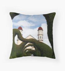 Topiary Throw Pillow