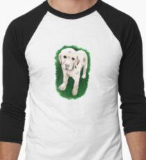 Labrador Retriever  Baseball ¾ Sleeve T-Shirt
