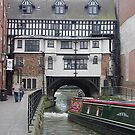 Glory Hole, River Witham, Lincoln. by Roy  Massicks