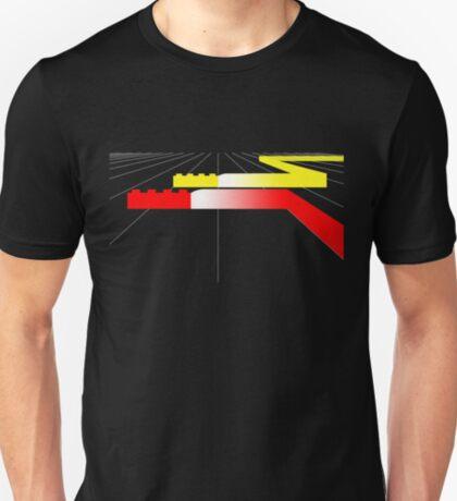Building Blocks and Racing Cars T-Shirt