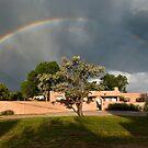 Santa Fe Rainbow by Mitchell Tillison