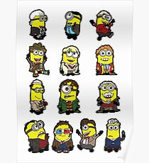 The Doctors Minion Poster