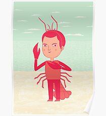 Lobster Boy Poster