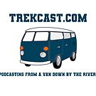 Podcasting from a Van  by TrekCastTNG