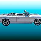 1963 Chevrolet Corvair by Bryan D. Spellman