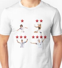 USWNT 4 Stars Slim Fit T-Shirt