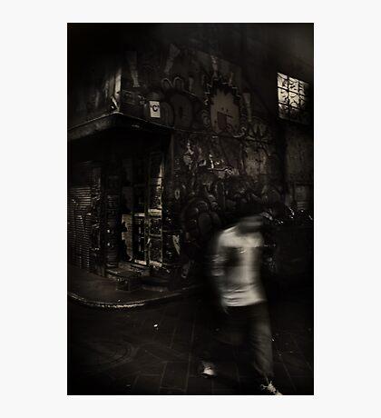 Melbourne's Laneways & Alleys 16 Photographic Print