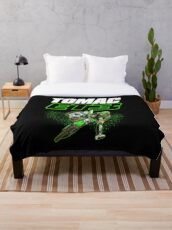 Eli Tomac ET3 ET1 2019 Supercross Motocross Champion Gift Throw Blanket