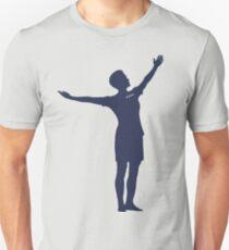 Megan Rapinoe - Schuss um die Welt gehört Slim Fit T-Shirt