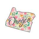 Oregon State | Floral Design with Roses von PraiseQuotes