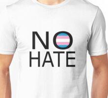No hate! - Trans* Unisex T-Shirt