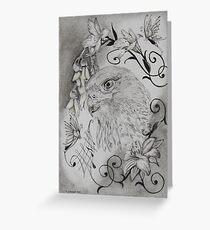Symbol's of Love Greeting Card