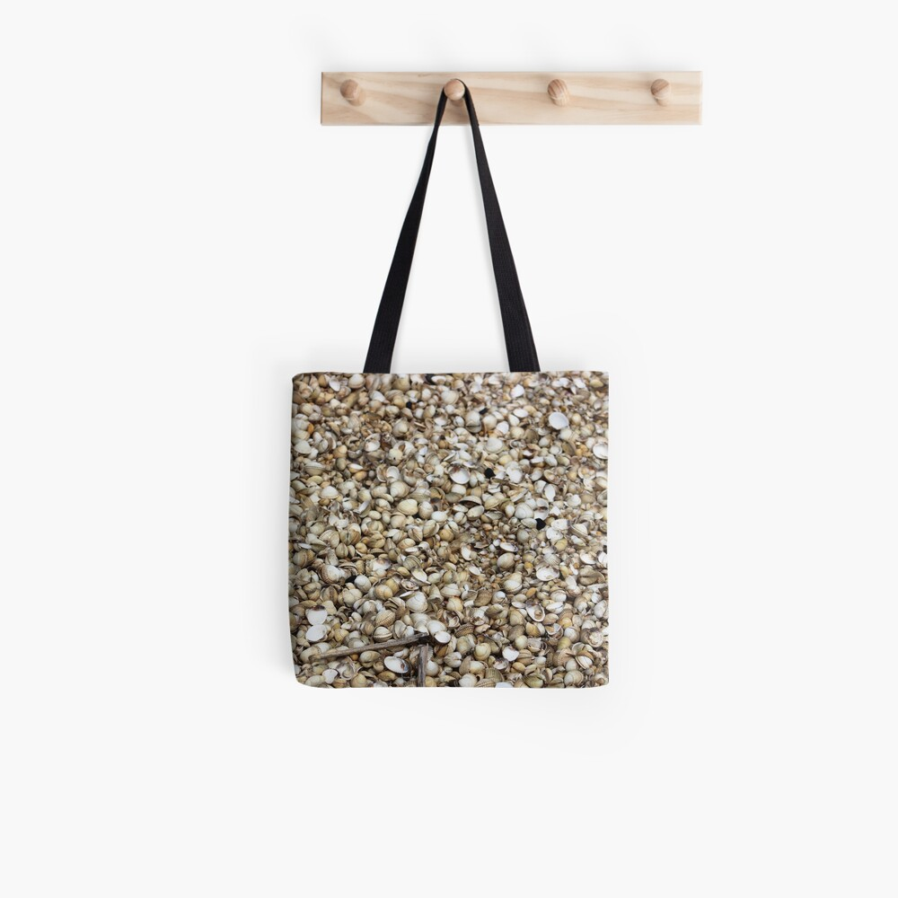 Cockle shells texture Tote Bag