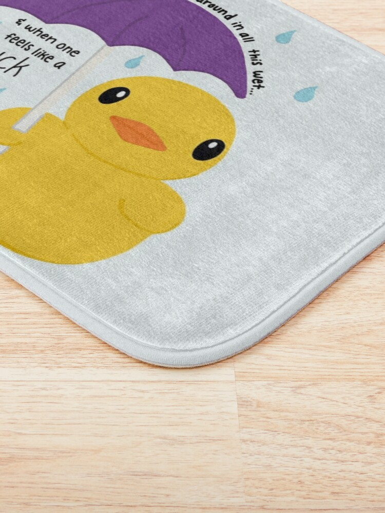 Alternate view of Duck Bath Mat