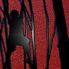 Boy in tree red by grarbaleg