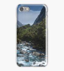 Hollyford River iPhone Case/Skin
