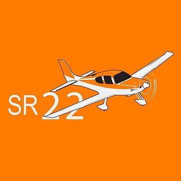 Cirrus SR22 by Downwind