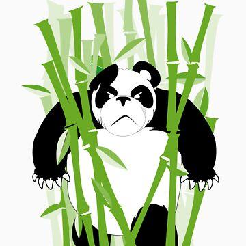 Panda Bear by Dislav