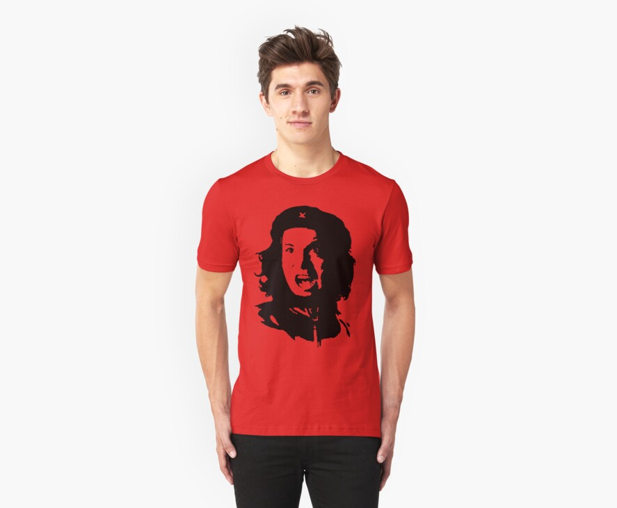 Che Shatner by stewiek