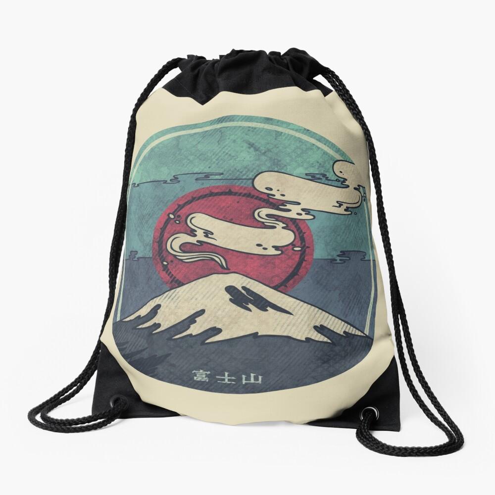 Fuji Drawstring Bag