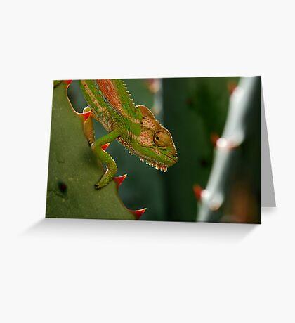 'Green' Greeting Card