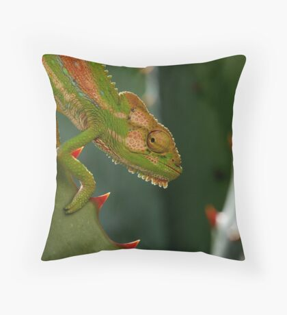 'Green' Throw Pillow