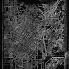 Los Angeles 1908 (Lithograph) by heatherlandis