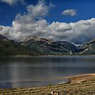 Twin Lakes, Colorado by Rachel Leigh