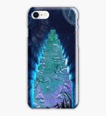 Lord Pacal - Time Traveller iPhone Case/Skin