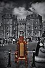 The Throne by Yhun Suarez