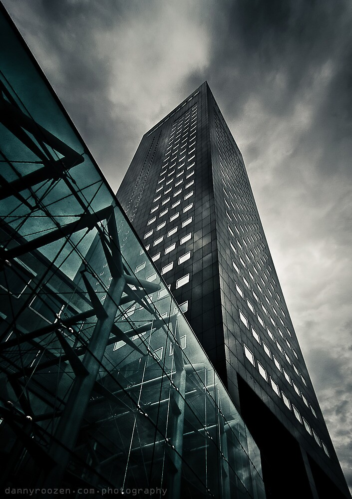 Corporate Heights by Danny Roozen