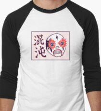 CHAOS Lucha Baseball ¾ Sleeve T-Shirt