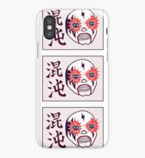 CHAOS Lucha iPhone Case