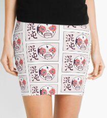 CHAOS Lucha Mini Skirt