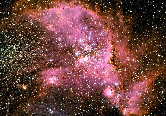 Stars - Universe by Trevor Kersley