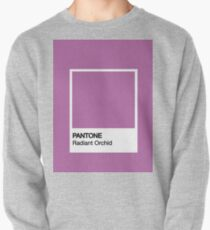 PANTONE Radiant Orchid Pullover