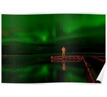 Steve...The Aurora Chaser Poster
